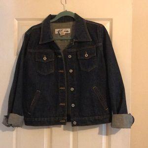 Express denim jacket